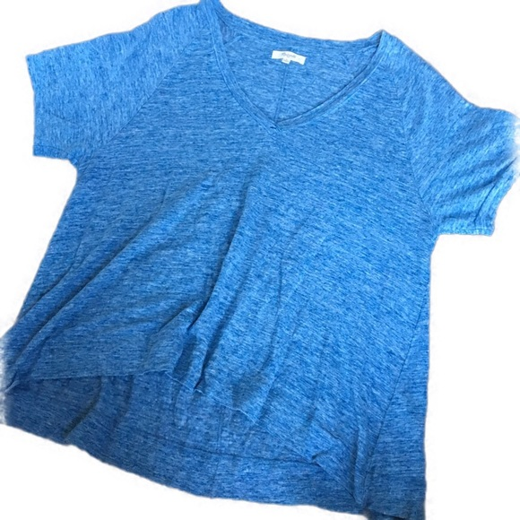 Madewell Tops - Madewell | Size Large Short Sleeve Top